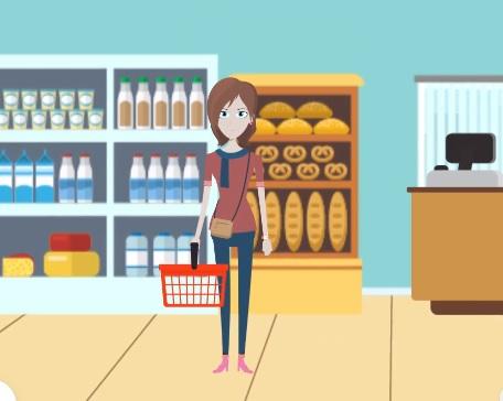 Shopping Basket Sanitation